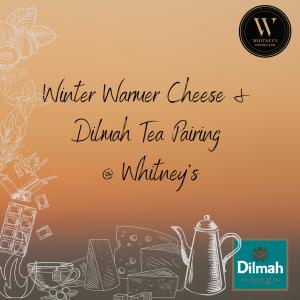 Winter Warmer promo flyer